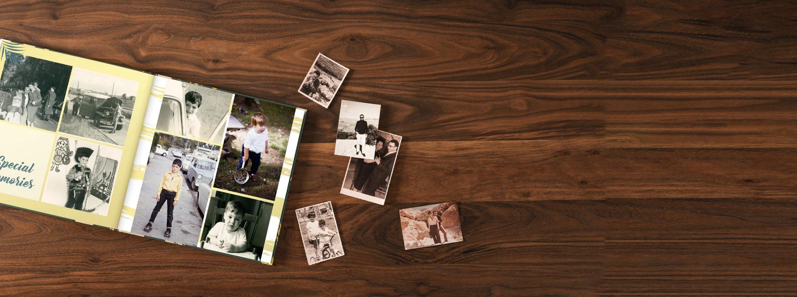 אלבום תמונות לאבא