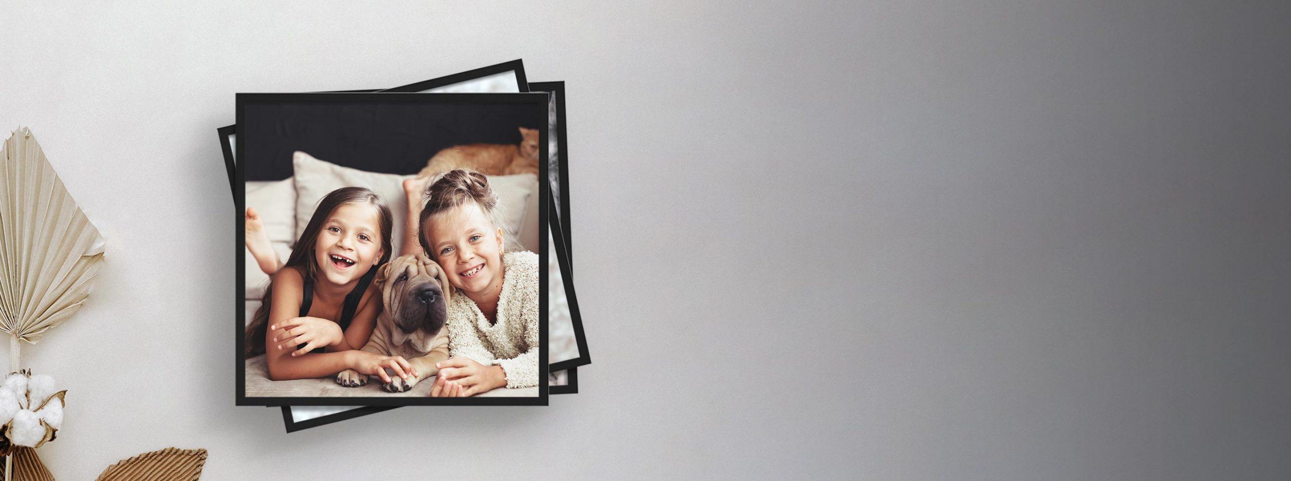 פיתוח והדפסת תמונות היום, זה לופה בריבוע