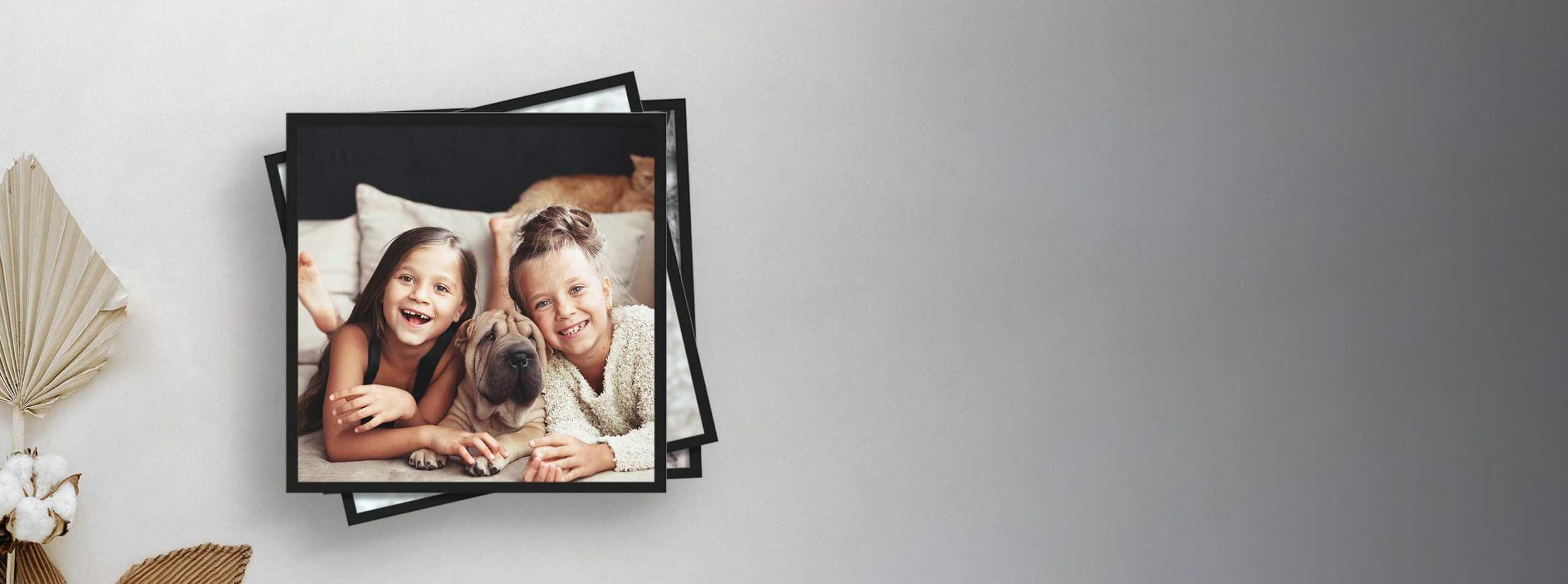 פיתוח תמונות אונליין, זה לופה בריבוע